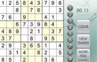 Sudoku merely
