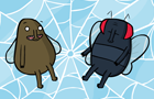 Web of Flies