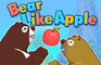 Bear Like Apple
