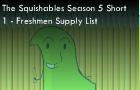 SqS5S1: Supply List