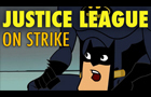 Justice League on Strike