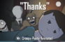 Thanks - Halloween Short