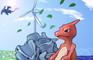 Pokemon Blue Intro remake
