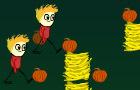 Evil Moon's Pumpkin Hunt