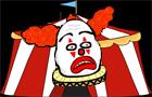 UniMega Wheel Clown Cycle