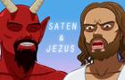 Saten & Jezus