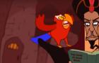 Jafar Tries to Read