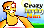 Crazy Jumping Man