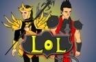 Lol - Jarek&darek Duo Top