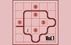 Slitherlink Fun - vol 1