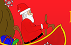 Santa's Present Flutter