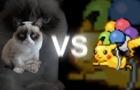 Grumpy Cat VS Pokémon