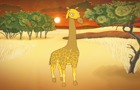 Projectile Giraffe