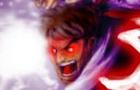Ryu vs Akuma Round 5