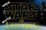 Star Wars Meets Lion King