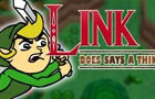 Link Says A Thing