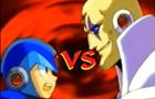 MegaMan X vs Sigma: Duel