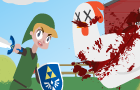 Link is a dick!