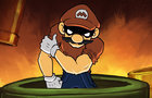 Mario Plays Flappy Bird