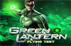 GreenLantern Flying