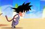 Goku Walk Cycle