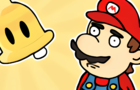Mario Finds The Cat Suit