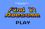 Find it Awesome