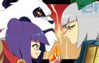 Lol Anime Annie Vs Riven!