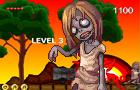Monster Truck Vs Zombies
