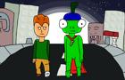 FrogMan and Pico SCENE 2