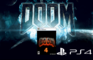 Ps4 Doom 4 Fps Video Game