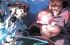 Ryu vs Akuma Sprite Movie