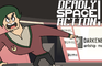 Deadly Space Action Mini