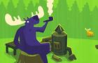 Knock it Moose