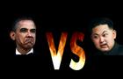 Obama Vs Kim Jong-Un