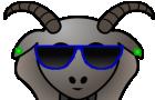 Caeh Designs: Gannon Goat