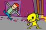 Alien Hominid VS. The Kid