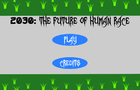 2030 Future of Human Race