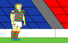 Rabbitohs vs Knights