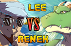 LoL Anime - Lee vs Renek!