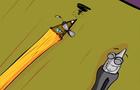 A Pencil Cartoon