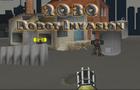 2030 Robot Invasion