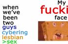 Lesbian Cyber Sex