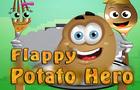 Flappy Potato Hero