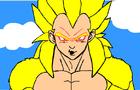 Vegeta vs Goku SSJ 5, 6,
