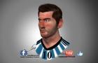3D Leo Messi