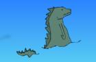 Godzilla Sunrise