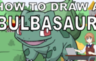 How To Draw A Bulbasaur