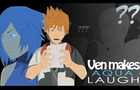 Ven Makes Aqua Laugh
