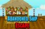 Abandoned Ship Escape 4